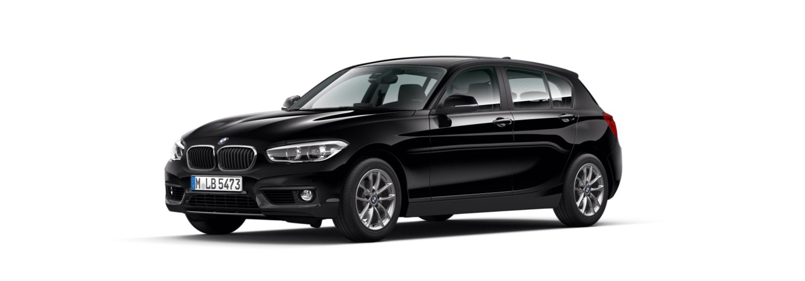 bmw 118i 5 t rer modell advantage aussenfarbe schwarz. Black Bedroom Furniture Sets. Home Design Ideas
